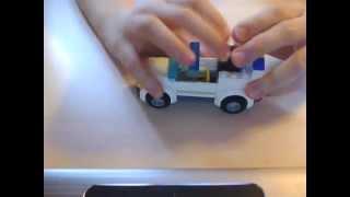 LLEGO постройки #3:Как сделать лего-машину для двух человечков(Всем привет!Сегодня я покажу как сделать машину из лего для двух человечков., 2014-09-14T05:54:53.000Z)