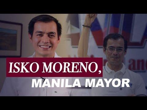 24 Oras: Isko Moreno, naproklama nang bagong Mayor ng Maynila | #Eleksyon2019
