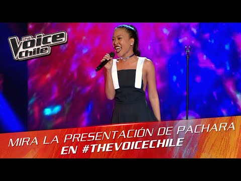 The Voice Chile | Pachara Poonsawat - I Kissed a girl