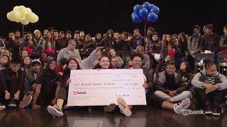 CMA Foundation & U.S. Bank Surprise Seattle Public School Students with Instruments