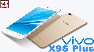 Vivo X9S Plus 2017 Price, Specification, Features, Release Date, Camera