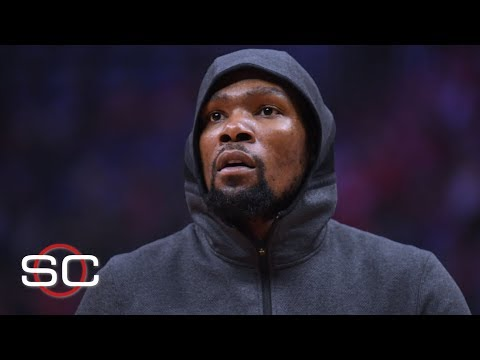 Kevin Durant won't be back unless Warriors trail in WCF – Brian Windhorst | SC with SVP