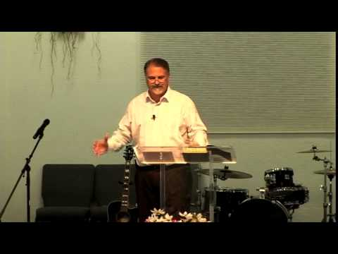 "Calvary Baptist Church La Verne Pastor Lincoln Dial ""El Shaddai - All Sufficient"" Sept 14th '14"