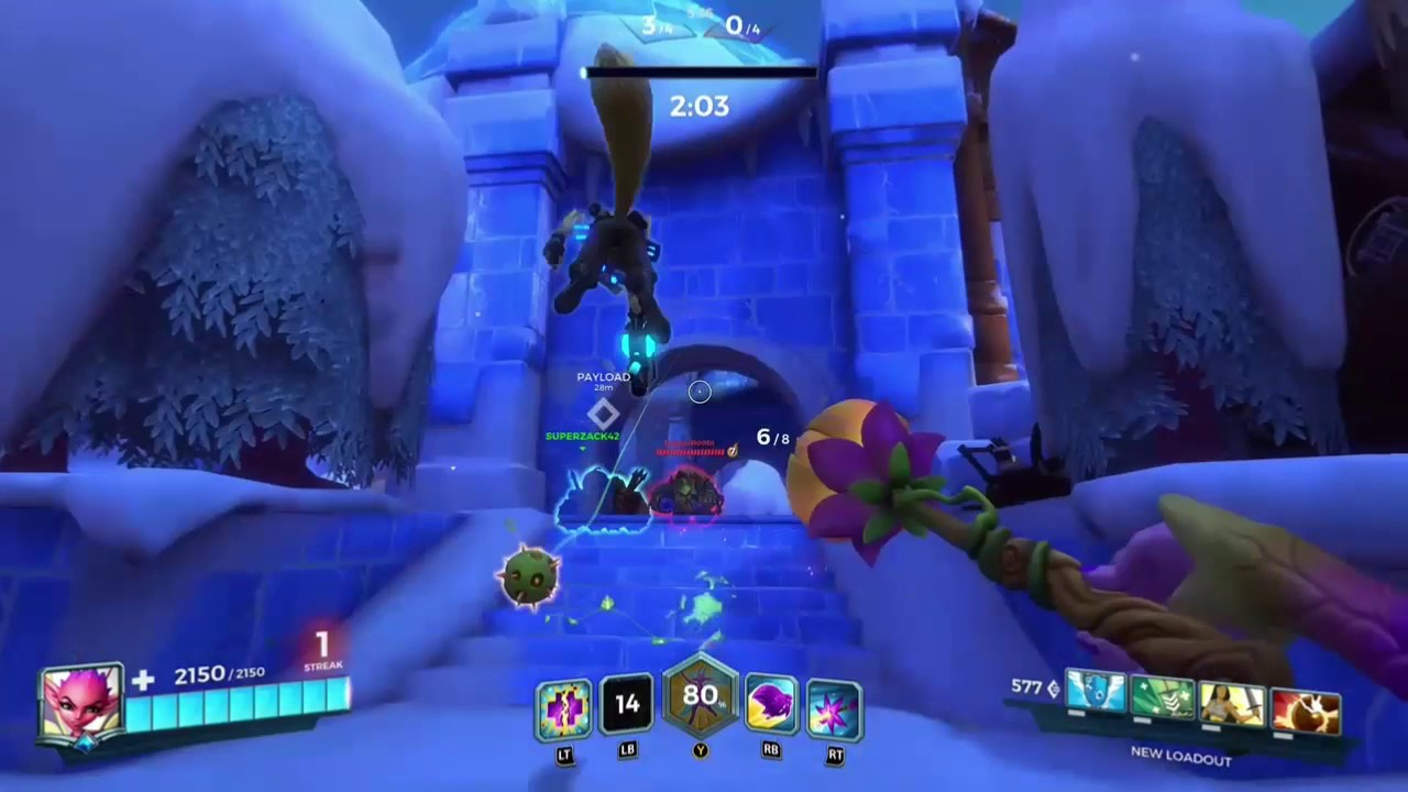BROFIGHTS! PLAYS Paladins WILLOW Gameplay & Commentary