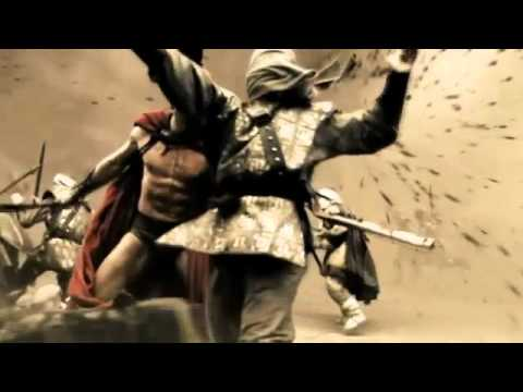 300 - This is sparta (Adele vs Skrillex - Set Fire to Everybody)