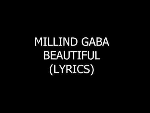 Beautiful - Milind Gaba HD lyrics 2017 Latest punjabi song