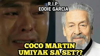 COCO MARTIN SINISI ANG GMA 7 SA PAGKAMATAY NI EDDIE GARCIA???