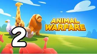 "Animal Warfare - 2 - ""Epic Fox and a Kangaroo"""