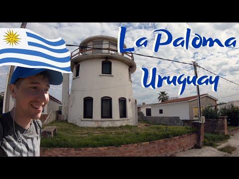 Travelling URUGUAY || LA PALOMA Beachside village!