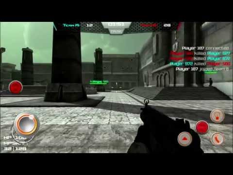 Bullet Party - Online FPS    Android Gameplay