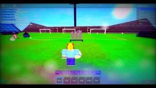 How to knuckleball and curve dip like Cristiano Ronaldo (TPS Roblox only)