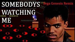 Rockwell ft Michael Jackson - Somebodys Watching Me (Sega Genesis Remix)