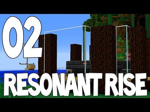 Resonant Rise 3 - Fast Method For Obsidian Mining Level - ep2