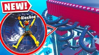 We Have To *ESCAPE* This SLIDE PUZZLE MAZE.. (Fortnite Creative)