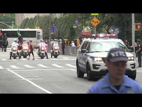 2018 1/4 NYC von Steuben Parade