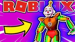 How To Get Circus Ennard et Beta Funtime Foxy Badges dans Roblox Chica's Party World