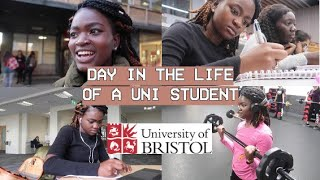 A DAY IN THE LIFE OF A UNIVERSITY STUDENT | UNIVERSITY OF BRISTOL