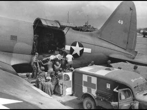 1943 - Air Transport Command  – Airlift During WWII