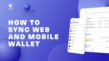 How to synchronize your Web and Mobile wallets with Guarda