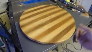 Quick Woodworking Project, Lazy Susan