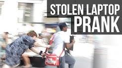 Stolen Laptop Prank