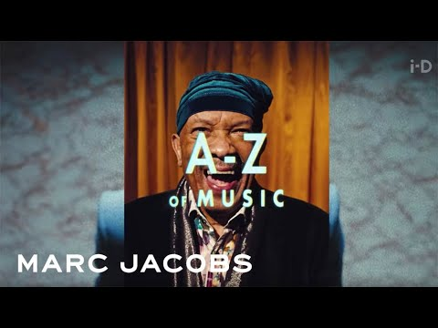 i-D x Marc Jacobs Present: the A-Z of Music