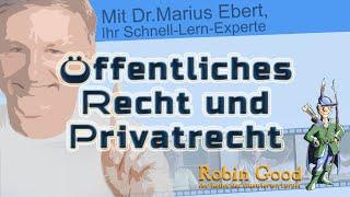 Öffentliches Recht u. Privatrecht, Abgrenzung