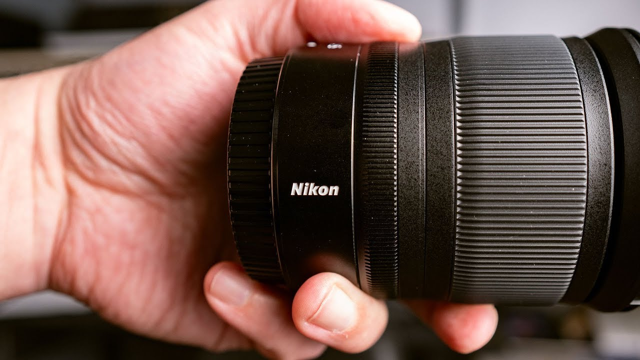 Nikon's new MIRRORLESS wide angle ZOOM! Nikkor 14-30mm f/4 S