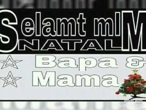 Selamat natal mama - ♡manggarai