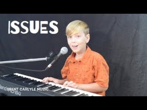 Issues - Julia Michaels - Cover By: Brent Carlyle