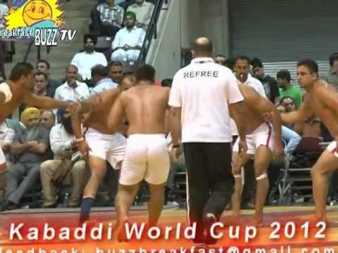 Breakfast Buzz @ World Kabaddi Cup 2012 in Mississauga -Ontario -Canada