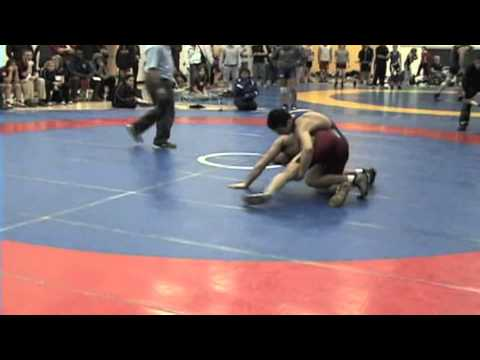 2010 Queens Open: 54 kg Final Gabriel Chouke vs. Steven Takahashi