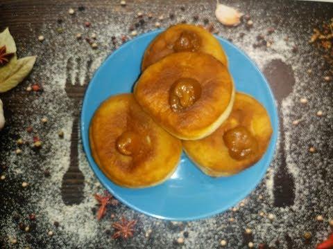 Пончики  - мягкие и воздушные × Donuts Recipe