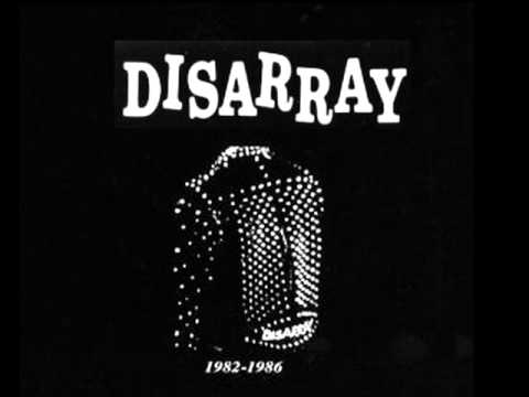 Disarray - Fight it out (hardcore punk Japan)