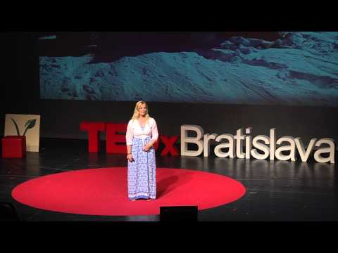 You snooze, you lose - in polar exploration & in life | Vilborg Arna Gissurardottir | TEDxBratislava