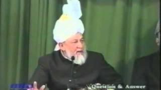 Hadharat Mirza Tahir Ahmad Ka Jamat Main Muqam / Saharai Aur Gher Sharai Nabuwat Ki Wazahat