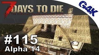 7 Days To Die | Sniper Tower Framework | 7 Days to Die Gameplay Alpha 14 | S06E78