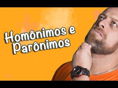 Download Homônimos e Parônimos [Prof Noslen]
