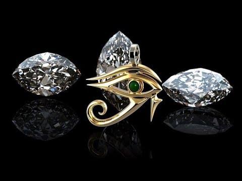 Талисман глаз Гора - магические свойства символа