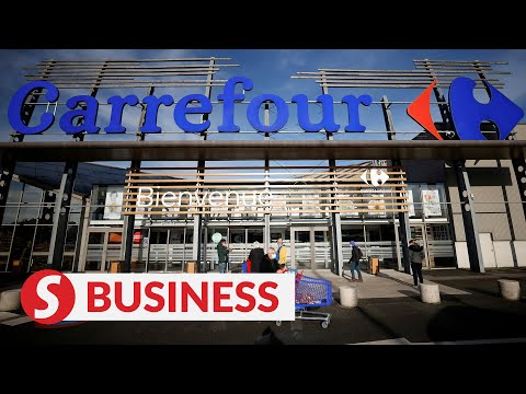 Lockdowns help Carrefour sales hit 20-year high