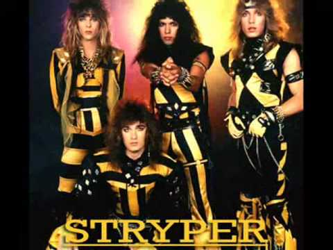 Stryper Together As One Hq Youtube