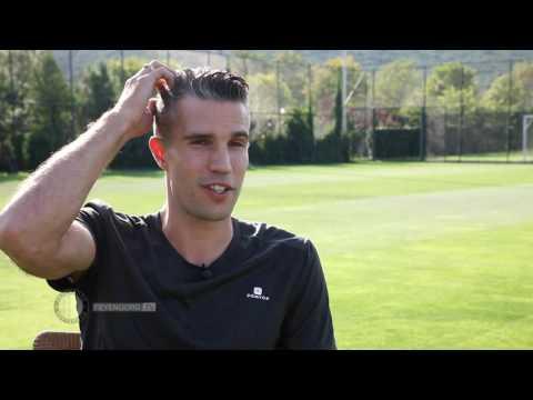 Interview Robin van Persie