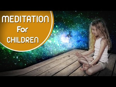 Meditation With Shining Stars - Relaxing Meditation - Soothing Music