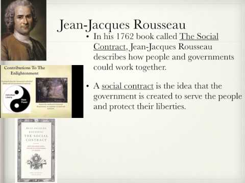 Rousseau Social Contract and Liberty