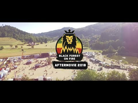 Black Forest on Fire - Aftermovie 2018