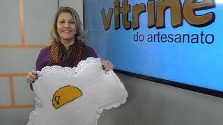Ovo Frito em Agulha Mágica com Tânia Silva