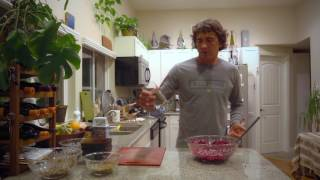 Big Wave Surfer Greg Long Makes the Ultimate Veggie Burger - The Inertia