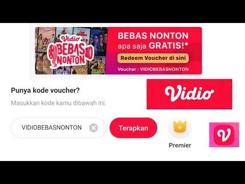 Cara Mendapatkan Kode Voucher Vidio Premier Youtube