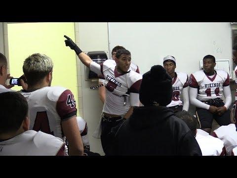 Most Inspirational High School Football Locker Room Speech Ever! ***UNEDITED***