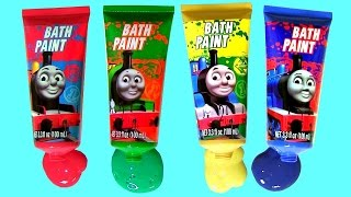 Thomas Bath Paint with Scuba Mater